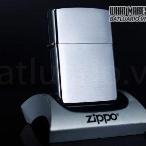 ZIPPO LA MÃ 1998 – TRƠN 2 MẶT