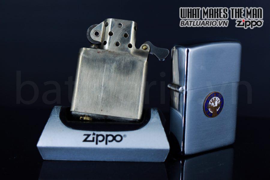 ZIPPO XƯA 1947 - 1949 - B.P.O.E 3
