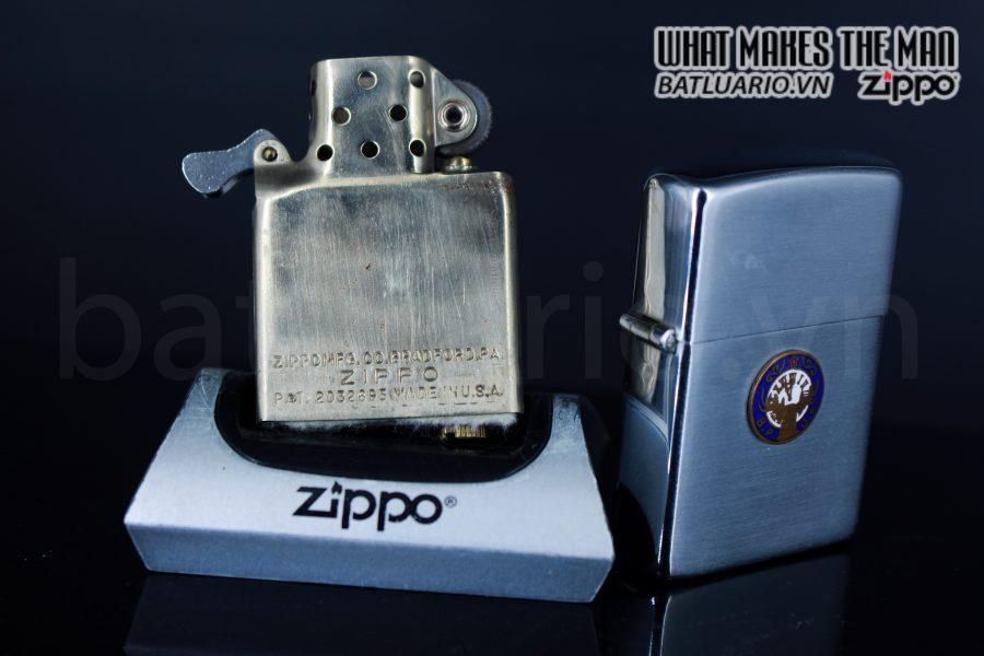 ZIPPO XƯA 1947 - 1949 - B.P.O.E 4