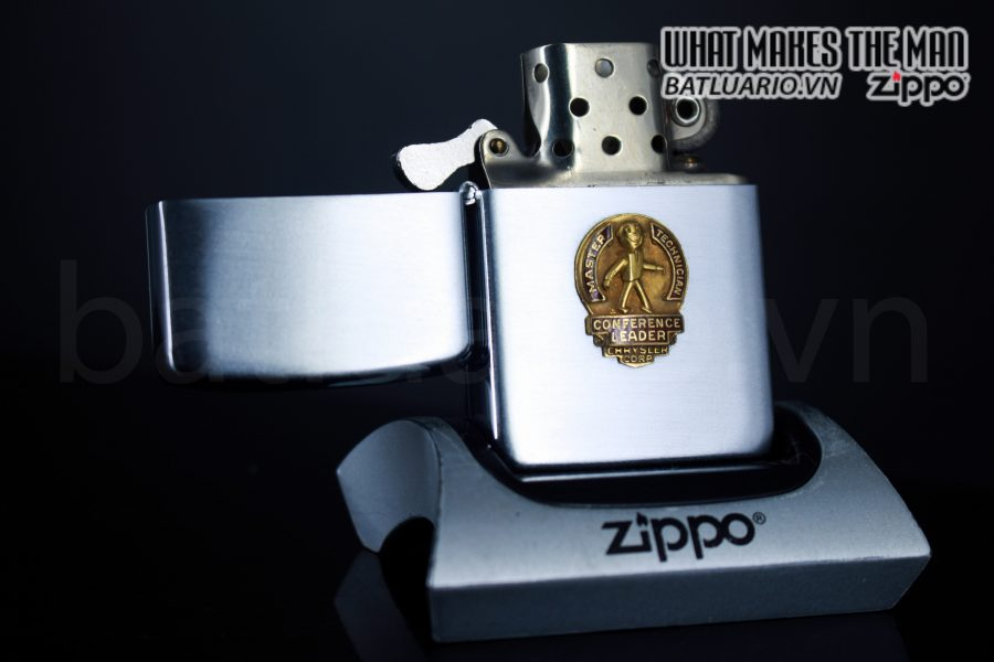 ZIPPO XƯA 1949 – 1950 – CONFERENCE LEADER 1