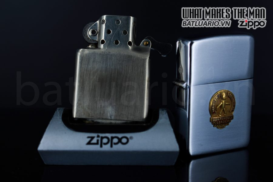 ZIPPO XƯA 1949 – 1950 – CONFERENCE LEADER 3