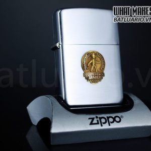 ZIPPO XƯA 1949 – 1950 – CONFERENCE LEADER