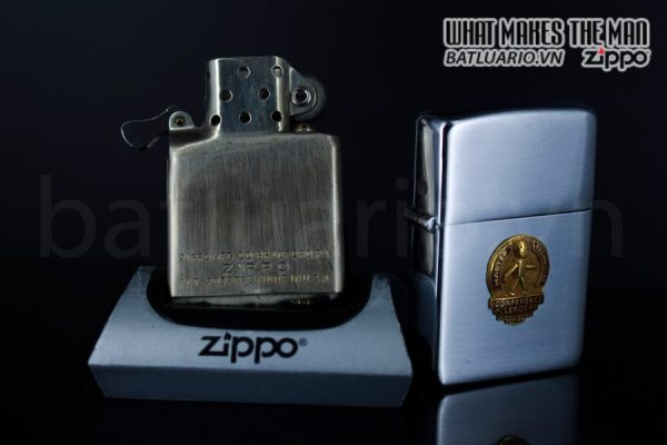 ZIPPO XƯA 1949 – 1950 – CONFERENCE LEADER 4