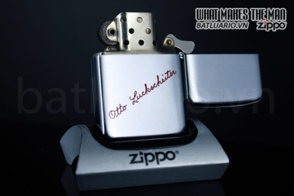 ZIPPO XƯA 1949 – 1950 – CONFERENCE LEADER 8