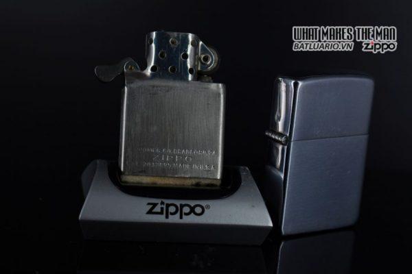 ZIPPO XƯA 1951 – 1952 – PLAIN – TRƠN 2 MẶT 5