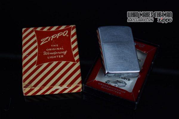 ZIPPO XƯA 1956 - JOHN WEITZEL INC 10