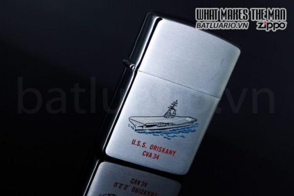 ZIPPO XƯA 1962 – USS ORISKANY CVA 34 7