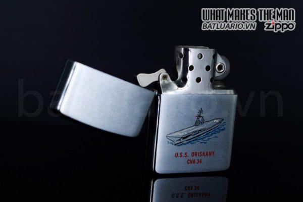 ZIPPO XƯA 1962 – USS ORISKANY CVA 34 8