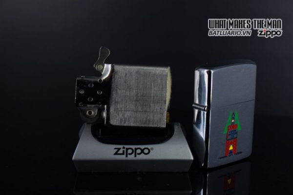 ZIPPO XƯA 1963 – FORD COOK MOTOR CO. 4