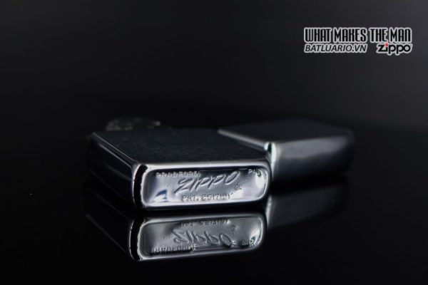 ZIPPO XƯA 1963 – FORD COOK MOTOR CO. 6