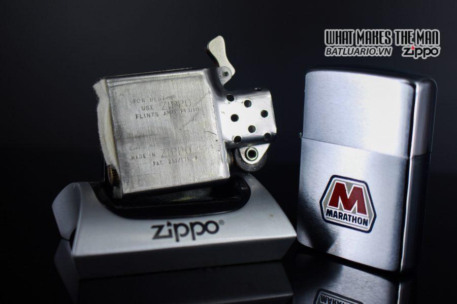 ZIPPO XƯA 1963 – MARATHON 5