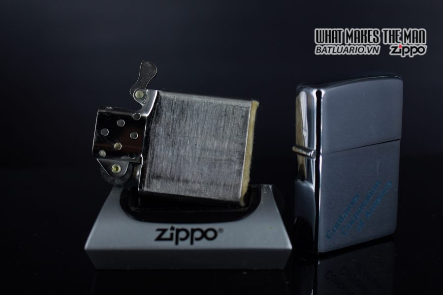 ZIPPO XƯA 1969 – CONTAINER CORPORATION OF AMERICA 2