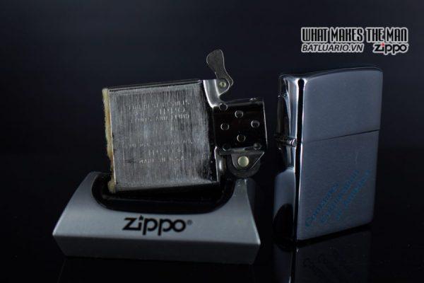 ZIPPO XƯA 1969 – CONTAINER CORPORATION OF AMERICA 3