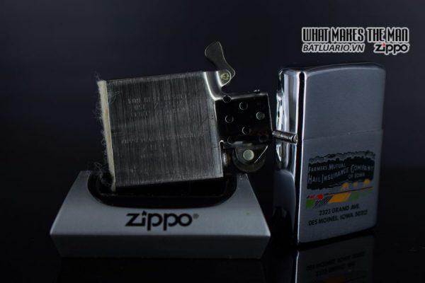 ZIPPO XƯA 1971 – FAMMERS MUTUAL INSURANCE COMPANY 3
