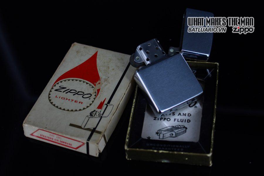 ZIPPO XƯA 1975 – EDLONG (CH)+EMICAL COMPANY 8