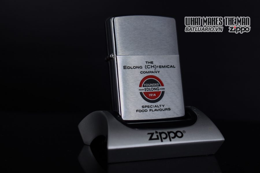 ZIPPO XƯA 1975 – EDLONG (CH)+EMICAL COMPANY