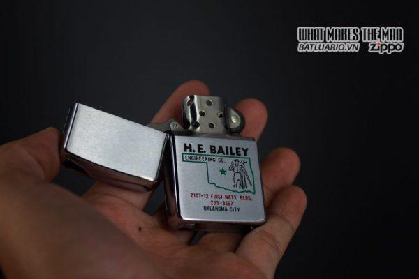 ZIPPO XƯA 1975 – H.E. BAILEY 7