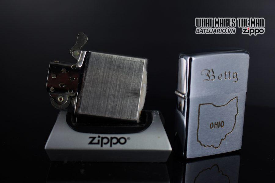 ZIPPO XƯA 1975 – OHIO 3