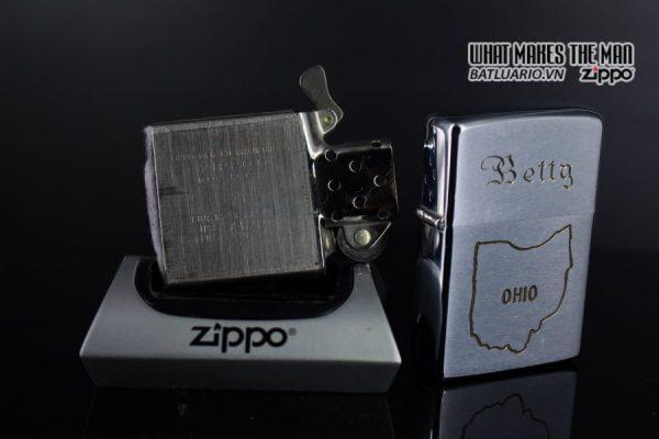 ZIPPO XƯA 1975 – OHIO 4