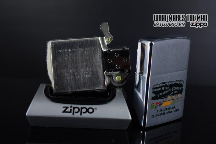 ZIPPO XƯA 1975 – SPIRIT OF 76 – 1776 – 1976 5
