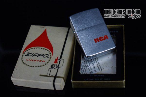 ZIPPO XƯA 1976 – RCA 1