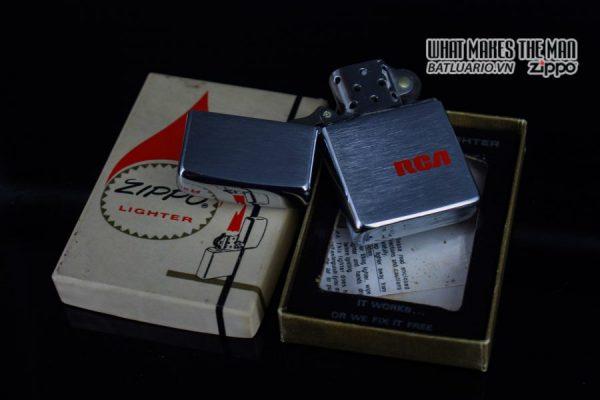 ZIPPO XƯA 1976 – RCA 10