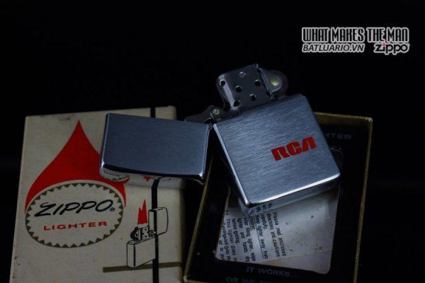 ZIPPO XƯA 1976 – RCA 2