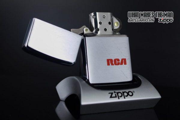 ZIPPO XƯA 1976 – RCA 5