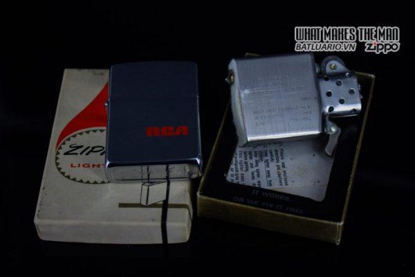 ZIPPO XƯA 1976 – RCA 6
