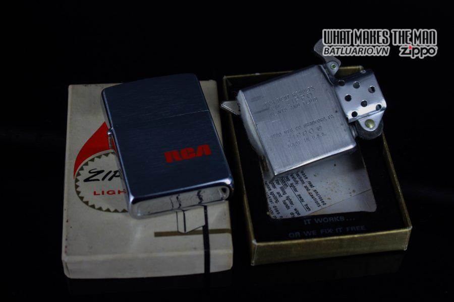 ZIPPO XƯA 1976 – RCA 7