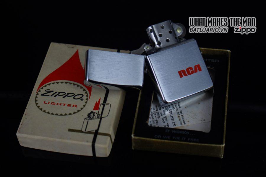 ZIPPO XƯA 1976 – RCA 9