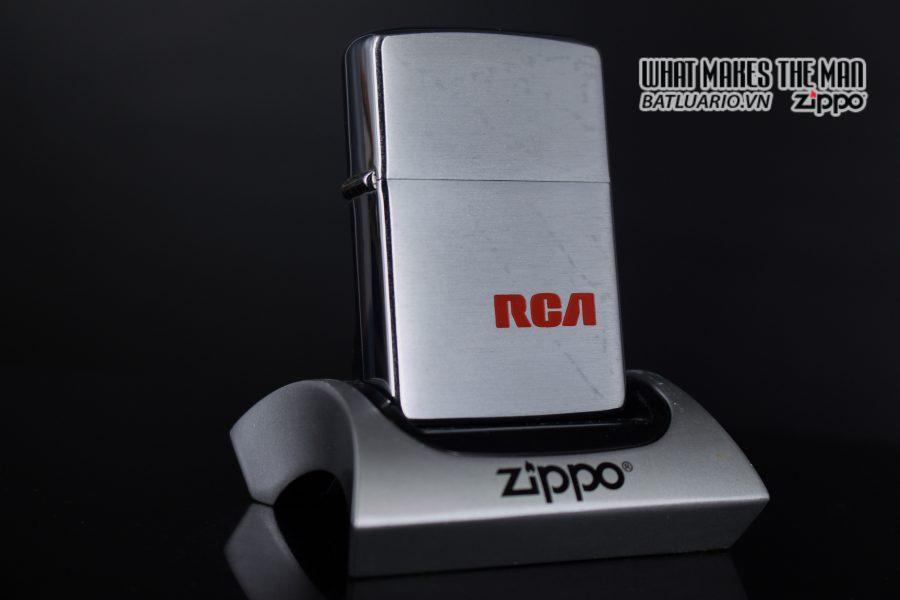 ZIPPO XƯA 1976 – RCA