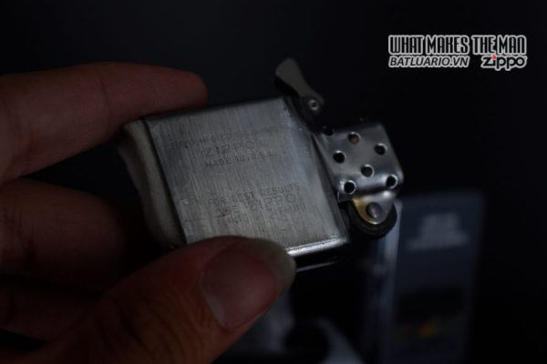 ZIPPO XƯA 1977 – FAMMERS MUTUAL INSURANCE COMPANY 2