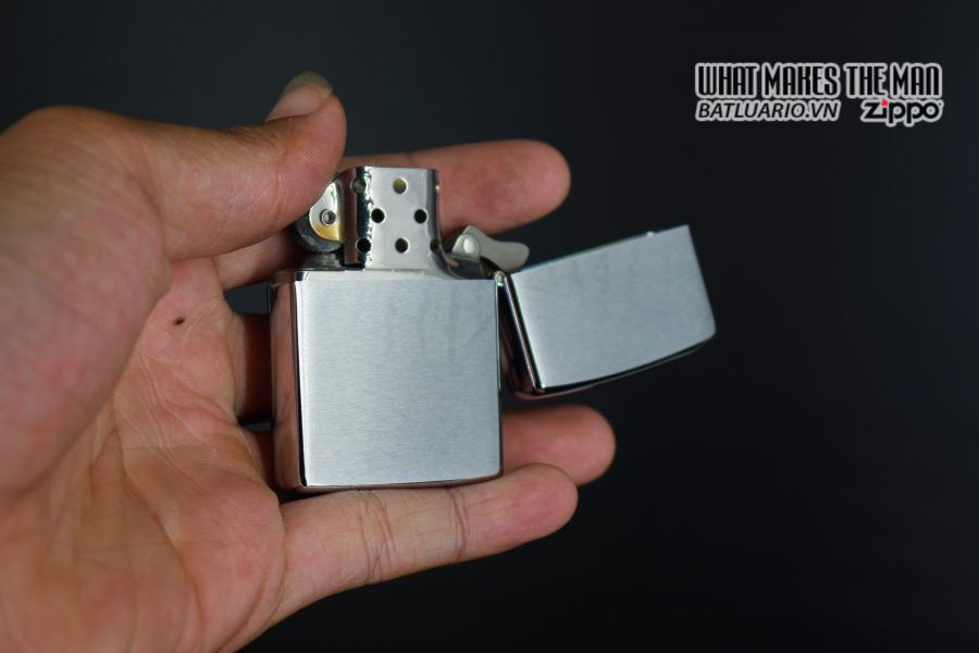 ZIPPO XƯA 1977 – FAMMERS MUTUAL INSURANCE COMPANY 3