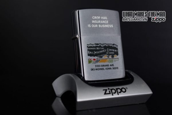ZIPPO XƯA 1977 – FAMMERS MUTUAL INSURANCE COMPANY