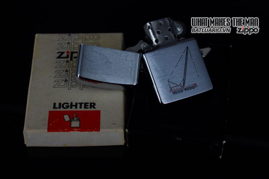 ZIPPO XƯA 1978 – ROBERT HOWTHORNE INC 8