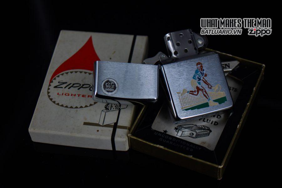 ZIPPO XƯA 1978 – SPORT SERRIES – TENIS 8
