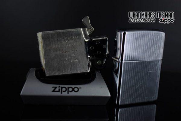 ZIPPO XƯA 1979 – ENGINE TURNED 4