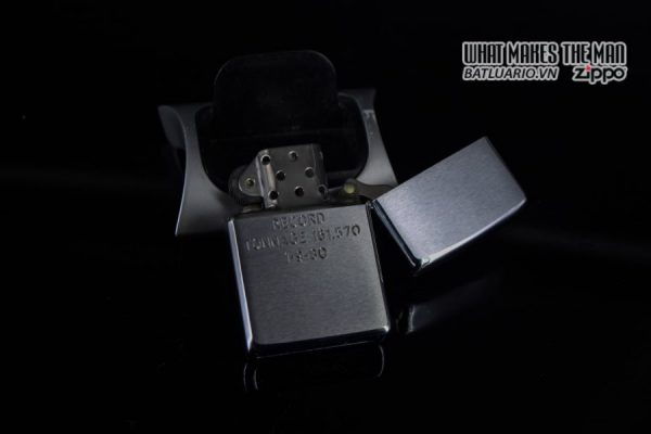 ZIPPO XƯA 1979 – OHIO FERRO ALLOYS CORPORATION 2