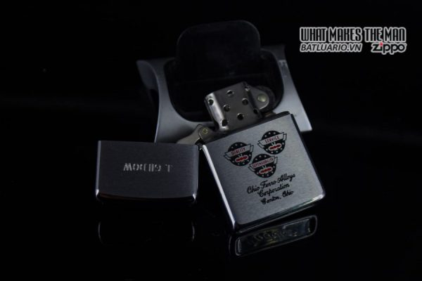 ZIPPO XƯA 1979 – OHIO FERRO ALLOYS CORPORATION 3