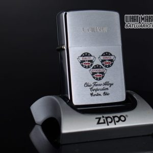 ZIPPO XƯA 1979 – OHIO FERRO ALLOYS CORPORATION