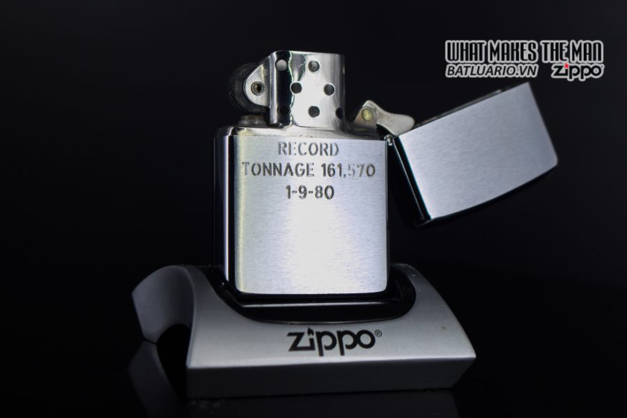 ZIPPO XƯA 1979 – OHIO FERRO ALLOYS CORPORATION 9