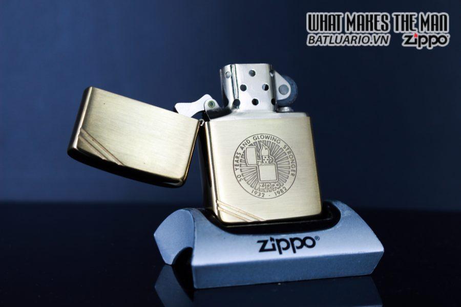 ZIPPO 1932-1982 – EMPLOYEE – 50TH ANNIVERSARY 2