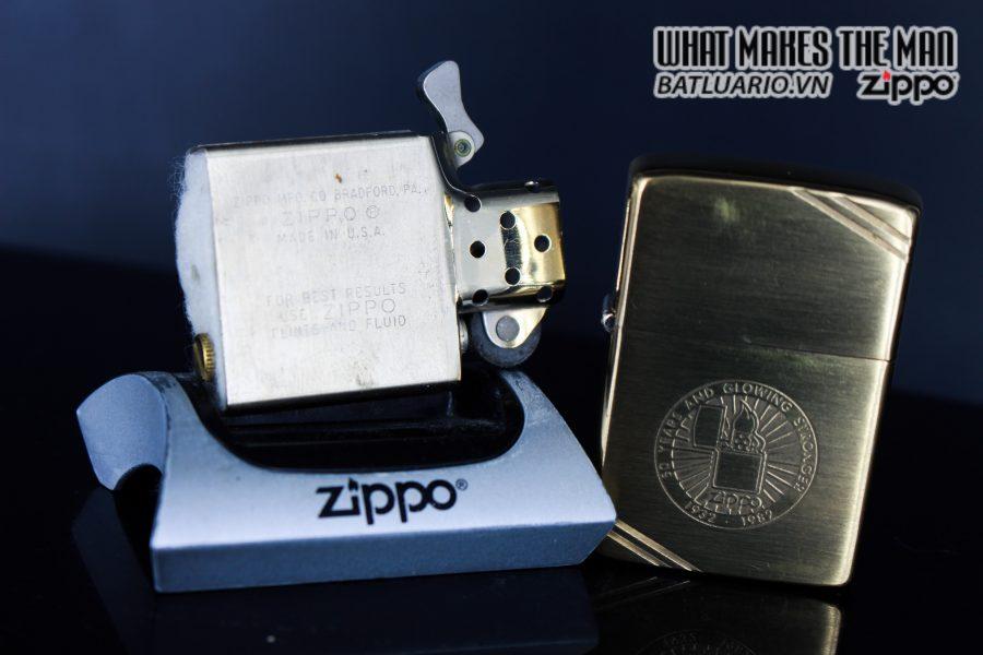 ZIPPO 1932-1982 – EMPLOYEE – 50TH ANNIVERSARY 4