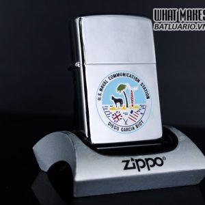 ZIPPO 1985 – US NAVAL COMMUNICATION STATION
