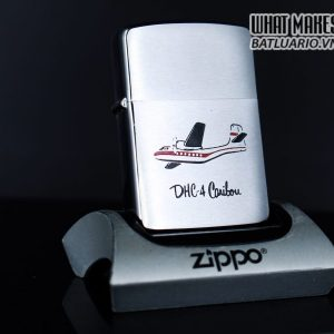 ZIPPO CANADA 1950S – DHC-4 CARIBOU