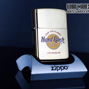 ZIPPO CHU NIÊN 1932 – 1989 – CAFE HARD ROCK – LOS ANGELES