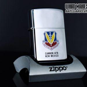 ZIPPO LA MÃ 1989 – CANNON AFB NEW MEXICO