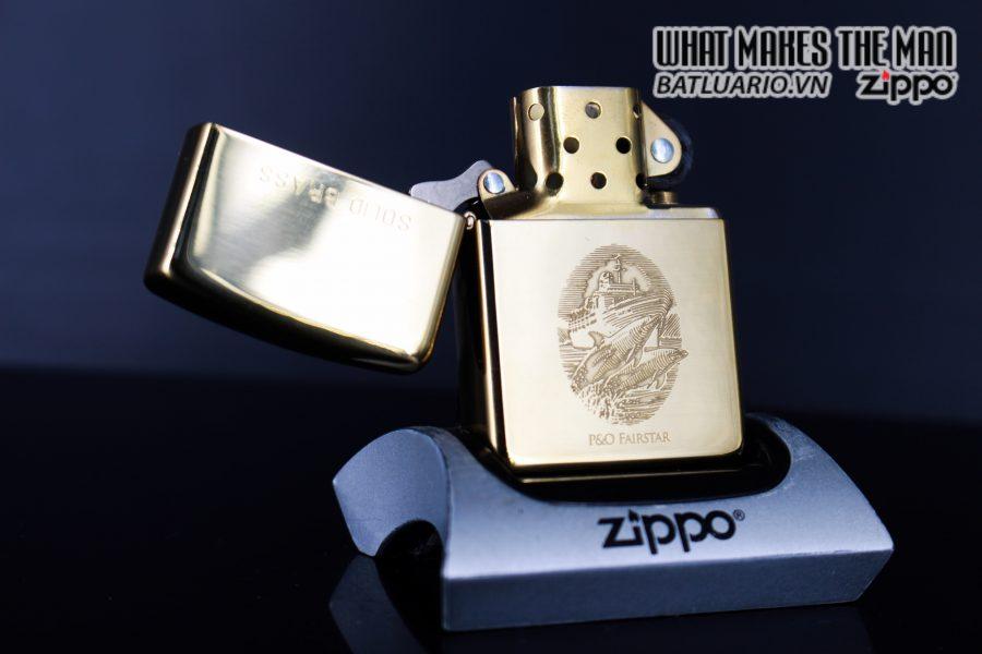 ZIPPO LA MÃ 1994 – P&O FAIRSTAR 3