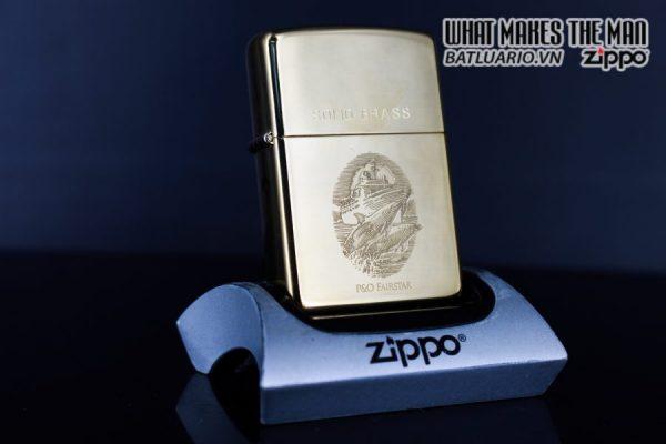 ZIPPO LA MÃ 1994 – P&O FAIRSTAR